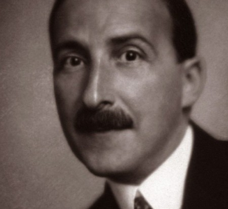 Stefan Zweig ( 1844 - 1924)