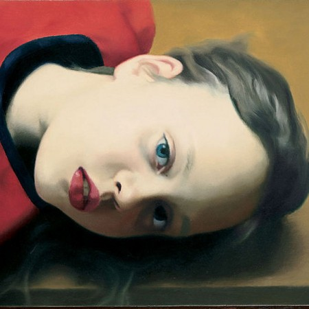 Gerhard Richter, Betty betty, 1977