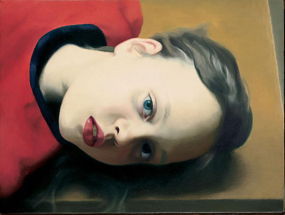 Gerhard Richter, Betty betty, 1977