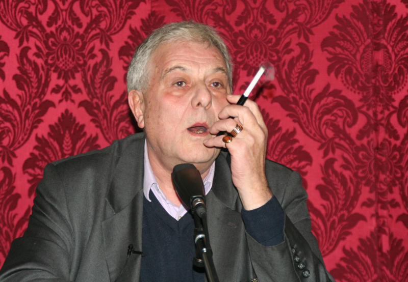 Philippe Sollers, écrivain