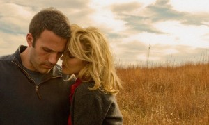 affleck et la blonde