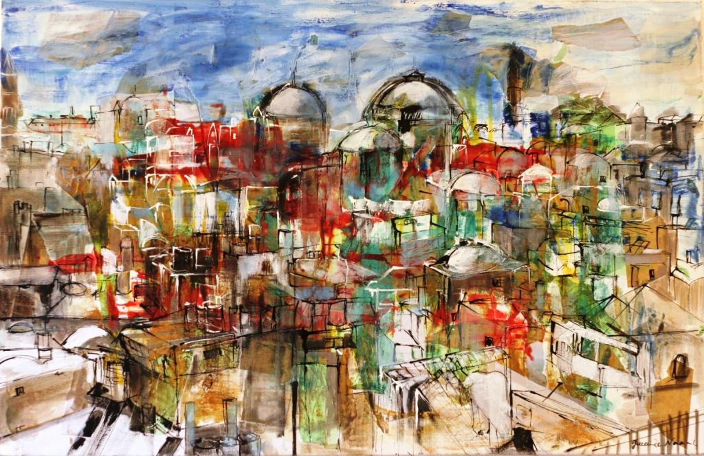 Jérusalem, Geneviève Normand, 2007