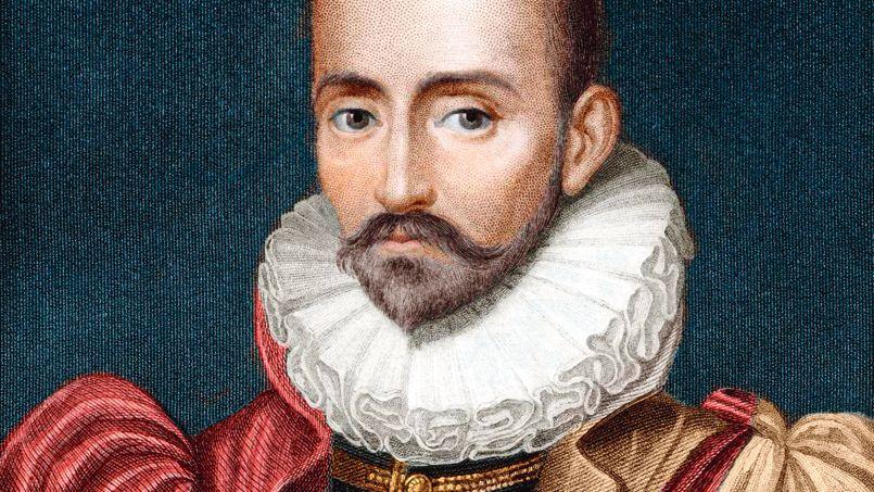 """Michel de Montaigne (1533-1592)"""".  ©Bianchetti/leemage"""