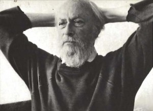 L'écrivain Don Carpenter (1931 - 1995)