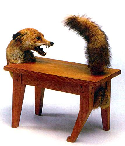 Exposition le surr alisme et l 39 objet zone critique - Victor brauner loup table ...