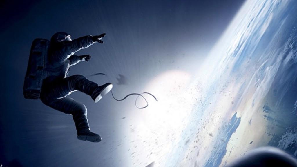 Gravity d'Alfonso Cuaron