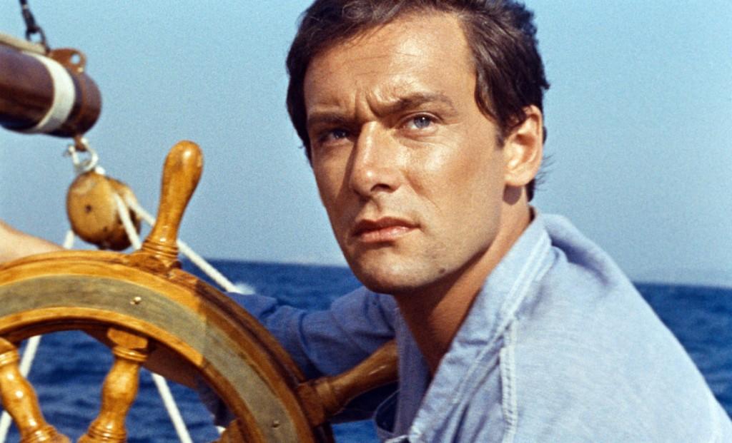 Maurice Ronet dans Plein Soleil de René Clément (1960)