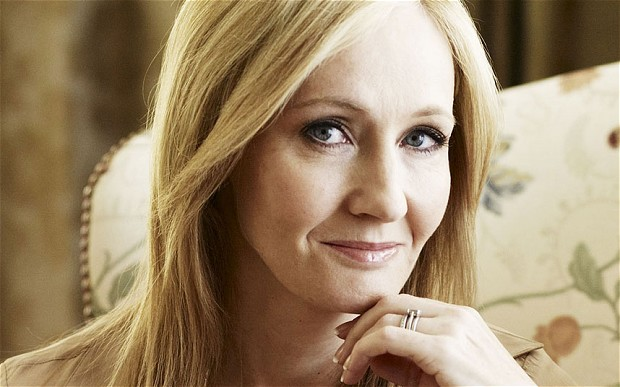 JK Rowling - Crédit Photo: Andrew Montgomery -