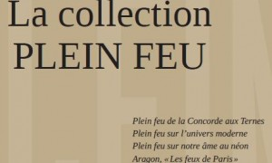 Collection plein Feu chez Lattès
