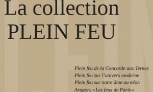 Collection plein Feu chez Lattès