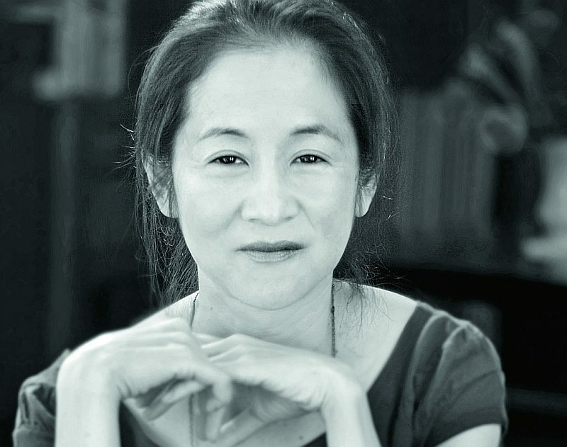 Julie Otsuka (Crédit photo : Robert Bessoir