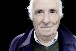 Jacques Roubaud (©  Renaud Monfourny)