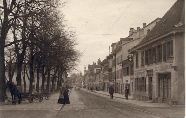 Grand-Rue de Lausanne