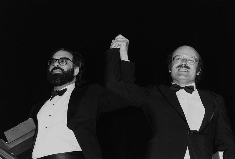 Francis Ford Coppola et Volker Schlöndorff