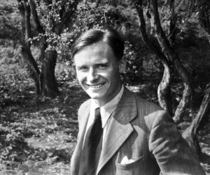 Christopher Isherwood autour de 1932