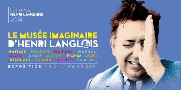 Exposition Le Musée Imaginaire d'Henri Langlois à la Cinémathèque jusqu'au 3 août