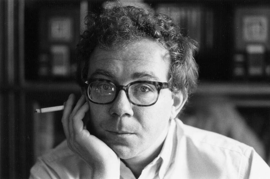 Frédéric Berthet, écrivain.