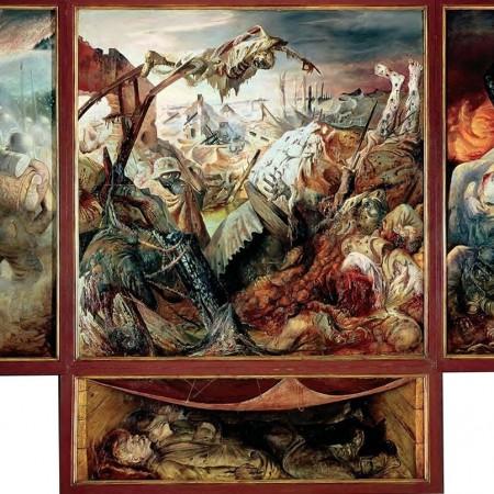 La guerre, Otto Dix, 1929 - 1932
