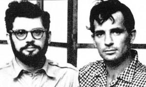 Allen Ginsberg et Jack Kerouac