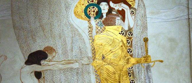 Frise Beethoven, Gustav Klimt