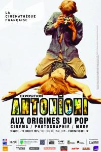 Antonioni expo cinématheque