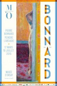 Bonnard affiche Orsay