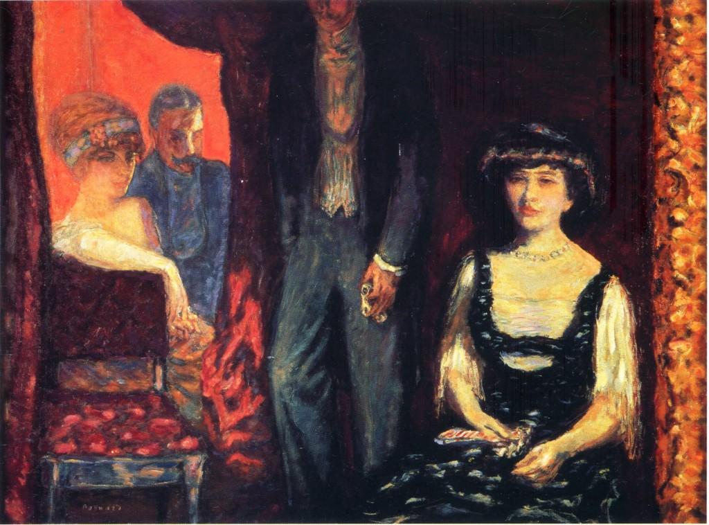 La loge (1908)