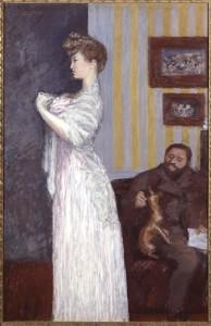Thadée Natanson et Misia (1906)