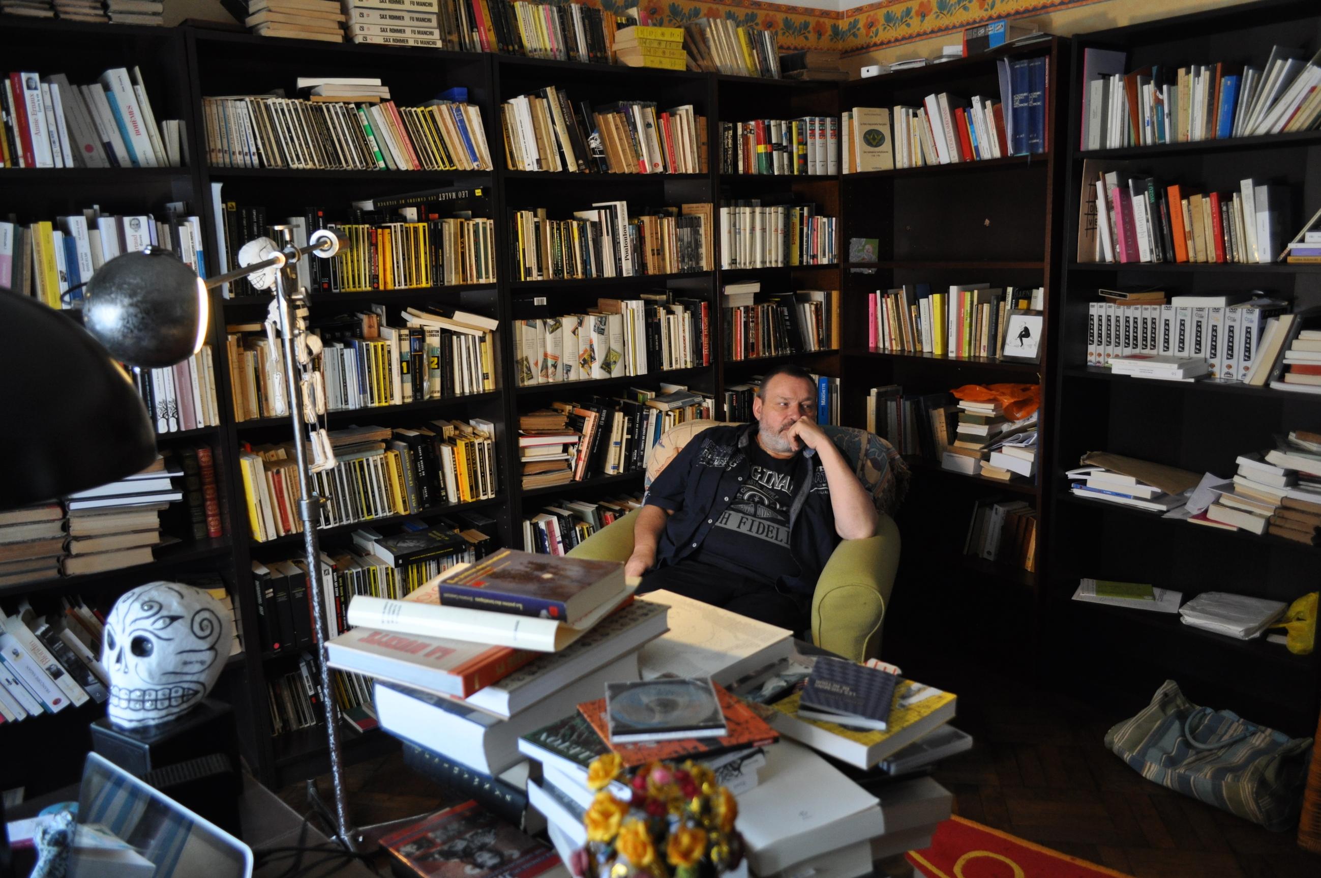 Patrick Varetz vu par Luc Laly