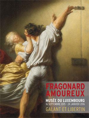 Fragonard au Musée du Luxembourg jusqu'au 24 Janvier 2016