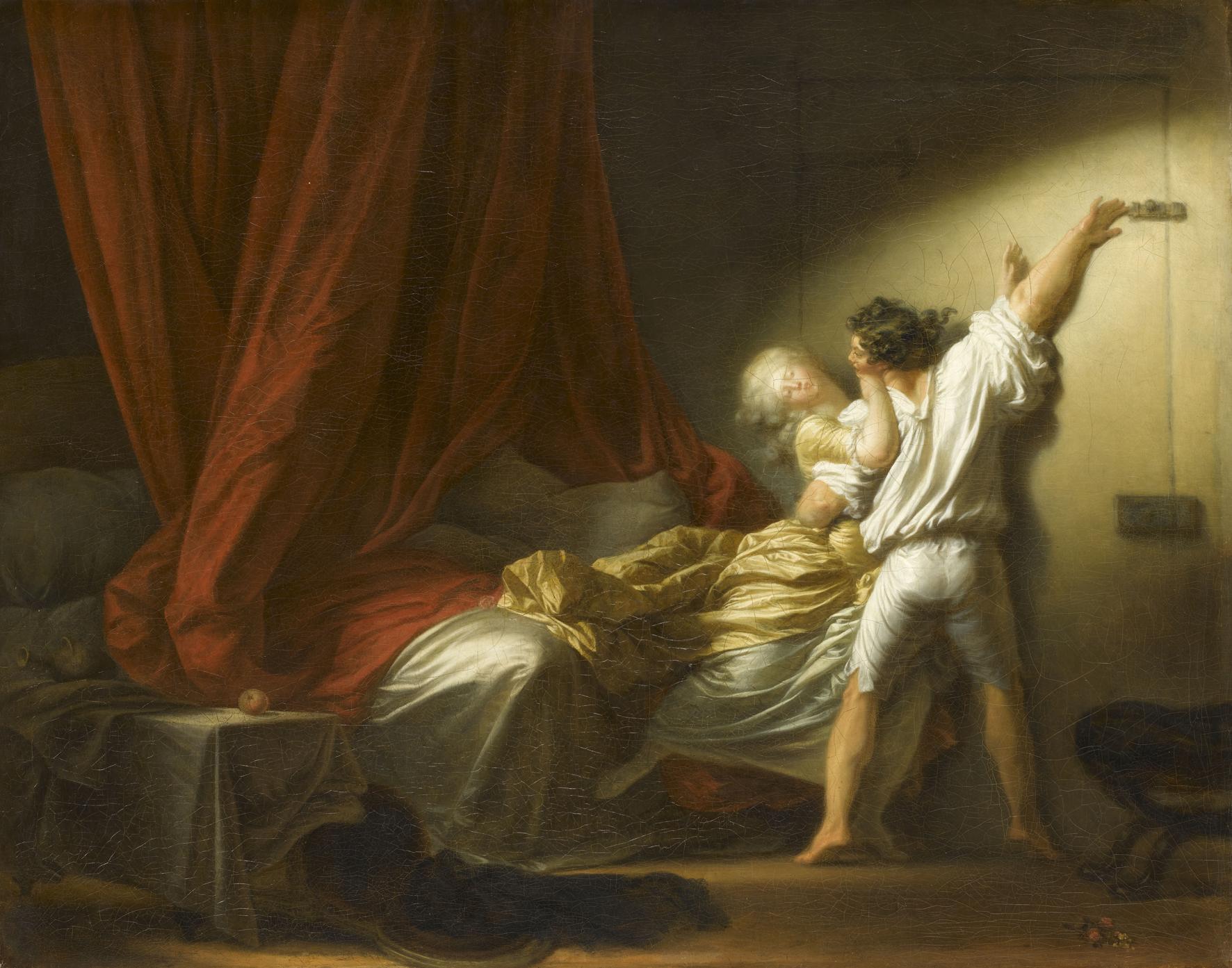 Le verron, Fragonard