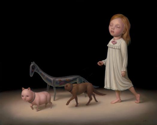 Marion Peck, Sleepwalk, 2009