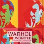 Warhol Unlimited, Musée d'Art Moderne, jusqu'au 7 février 2016