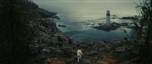 Leonardo DiCaprio sur l'île de Shutter Island