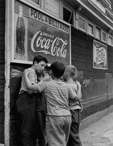 Brooklyn Boys, Fred Stein, 1946