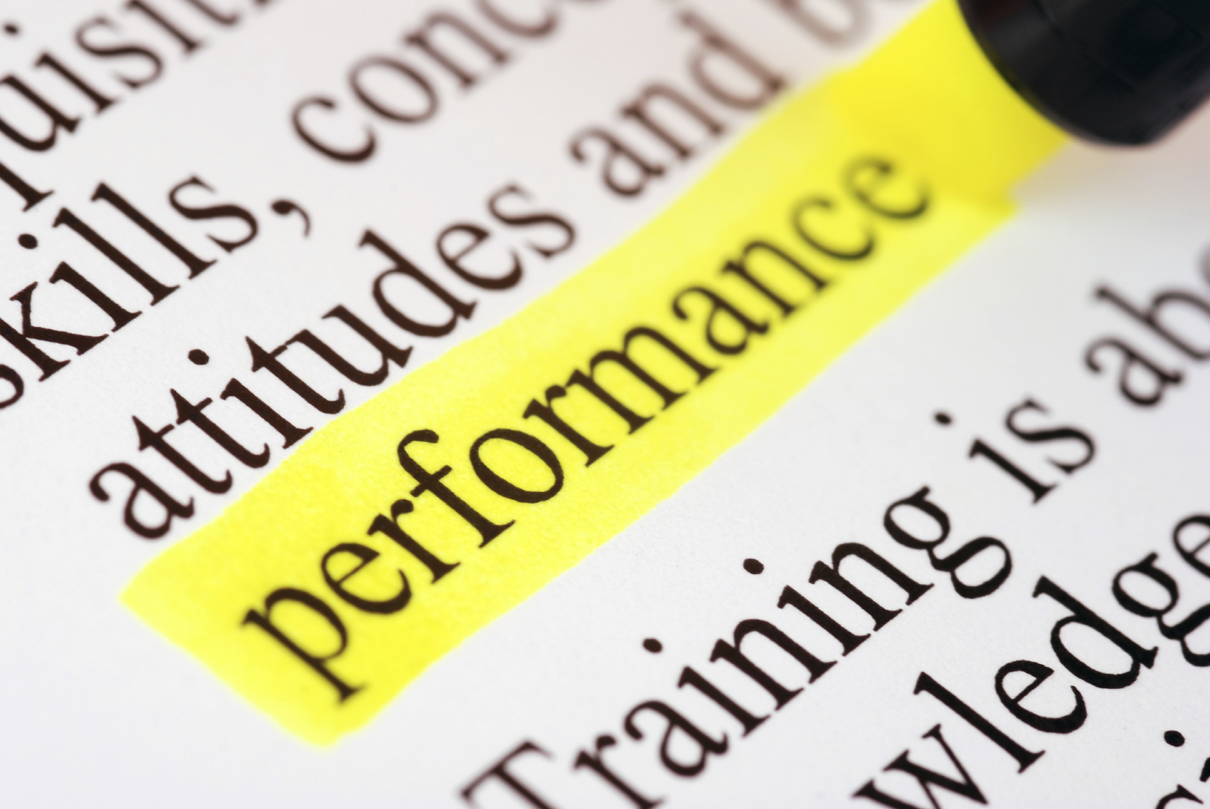 The-word-Performance-in-a-book