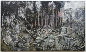 Chemins de la sagesse du monde, 1976.