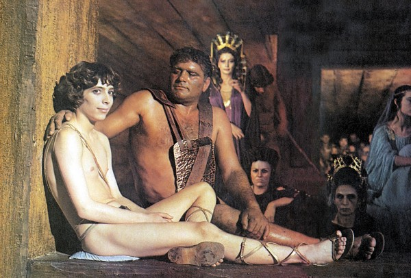 « Fellini Satyricon », 1969.