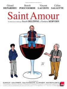 2016 St Amour affiche