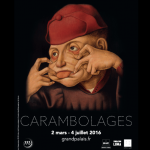 carambolage affiche expo