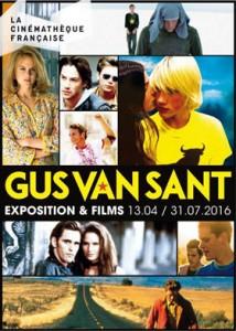 Gus Van Sant expo
