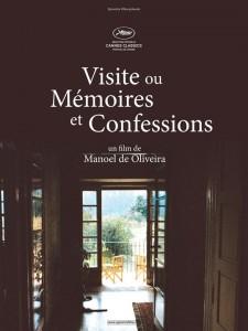 Visite ou memoire et confession affiche