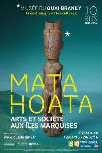 MATA HOATA Arts et société aux Îles Marquises au Musée du quai Branly