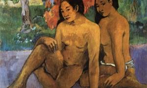 """""""Et l'or de leurs corps"""", Paul Gauguin (1903)"""