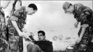 L'interrogatoire d'Omar Merouane, pendant la guerre d'Algérie.