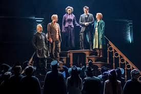 Harry Potter and the cursed child. Représentation