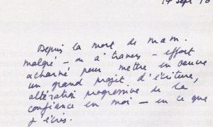 Barthes.