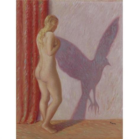 Le Principe d'Incertitude, Magritte