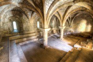 Abbaye du Thoronet (XIIe siècle)
