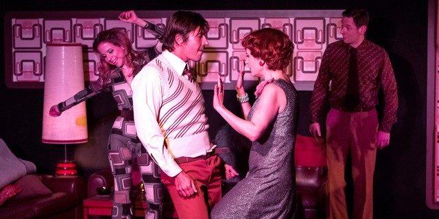 Abigail's Party au théâtre de Poche-Montparnasse © Fabien Dumas